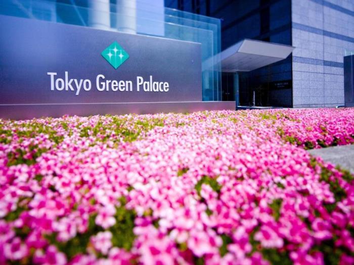 東京綠宫酒店的圖片3