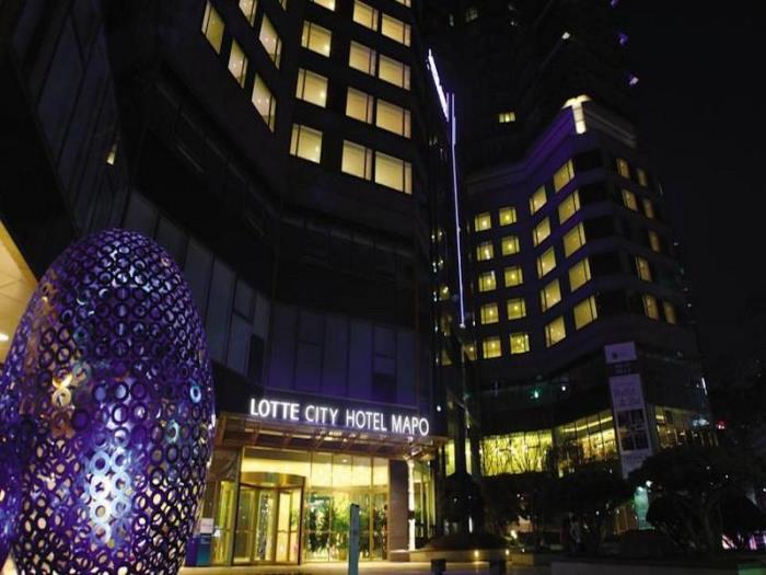 麻浦樂天城市酒店的圖片1