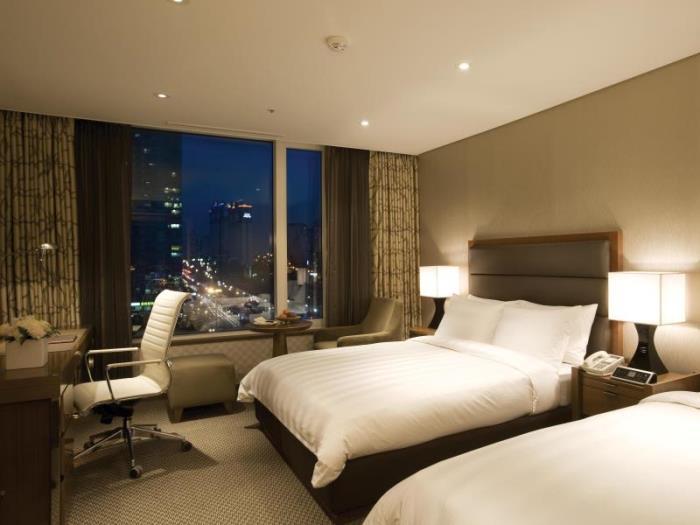 麻浦樂天城市酒店的圖片2