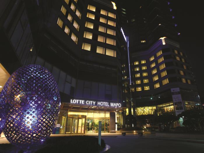 麻浦樂天城市酒店的圖片3