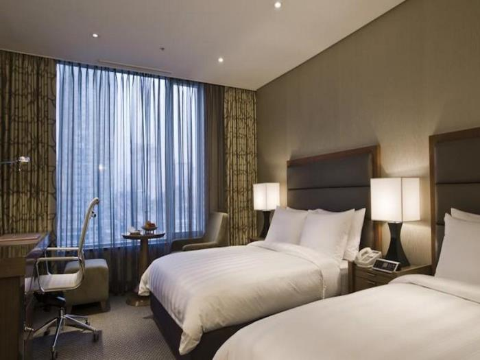 麻浦樂天城市酒店的圖片5