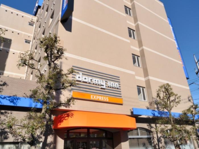 Dormy Inn EXPRESS草加City的圖片1