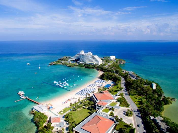萬座海灘全日空洲際度假酒店的圖片1