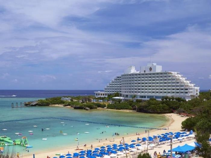 萬座海灘全日空洲際度假酒店的圖片4