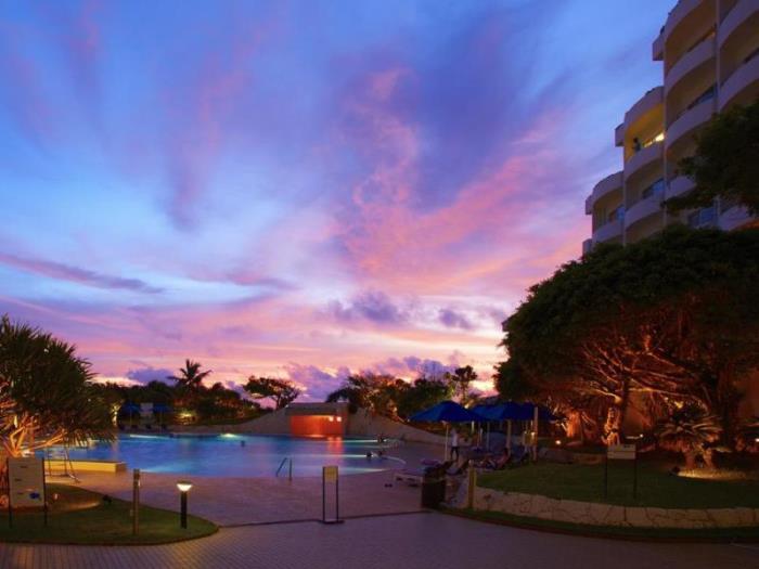 萬座海灘全日空洲際度假酒店的圖片5