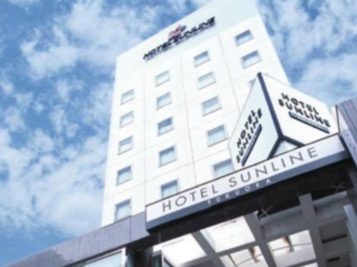 福岡大濠SUNLINE酒店的圖片3