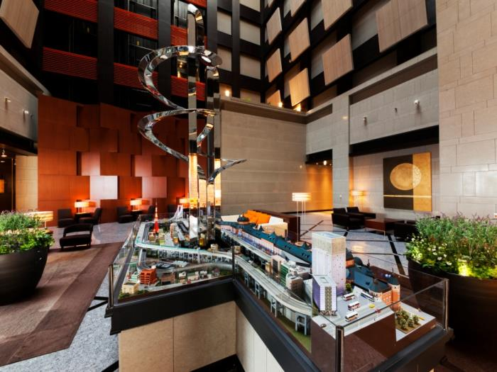 東京丸之內大都會酒店的圖片3