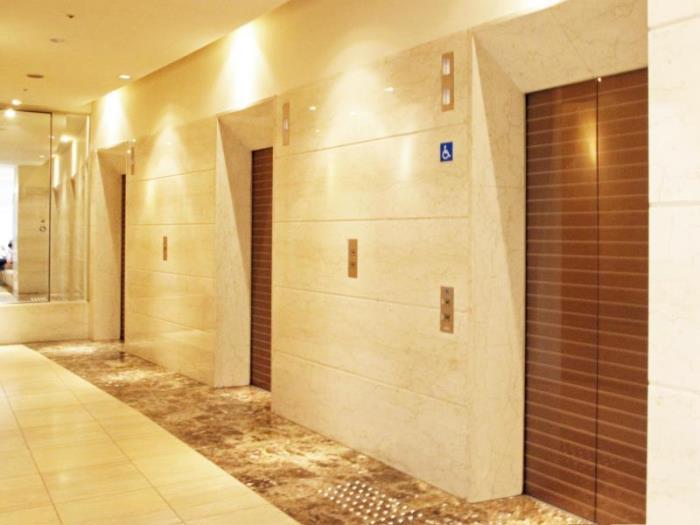 西梅田哈頓酒店的圖片5