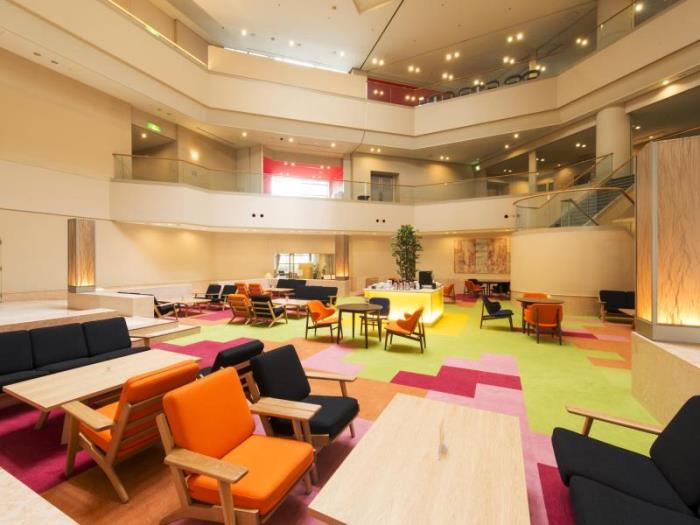 國際交流中心酒店的圖片1