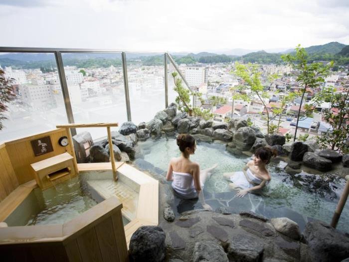 飛驒花里之湯高山櫻庵的圖片1