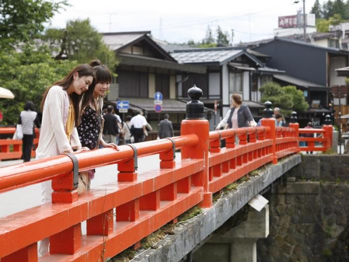 飛驒花里之湯高山櫻庵的圖片5