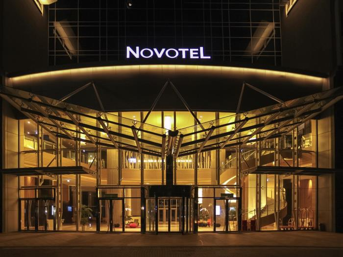 台北諾富特華航桃園機場飯店的圖片3