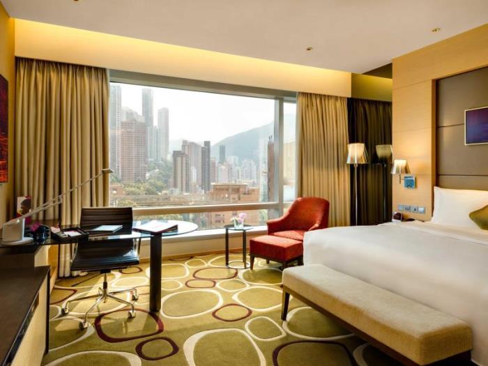 香港銅鑼灣皇冠假日酒店的圖片1