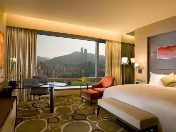 香港銅鑼灣皇冠假日酒店的圖片4