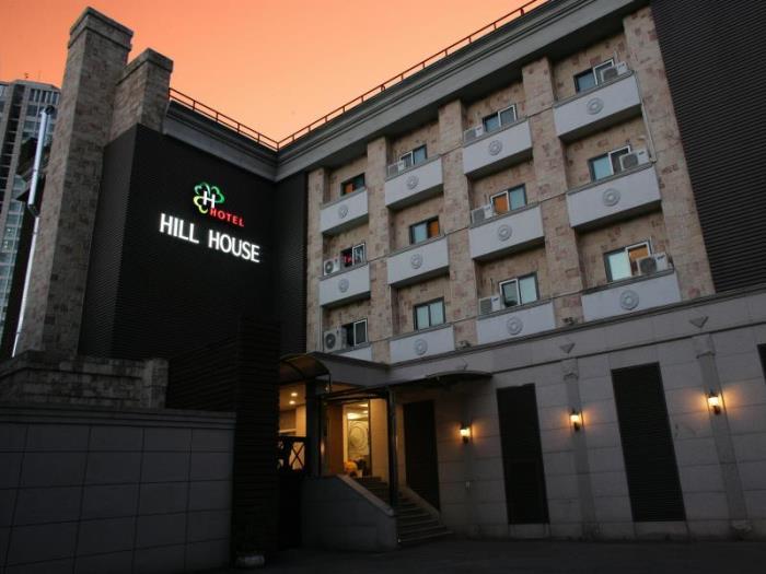 首爾山丘之家酒店的圖片1