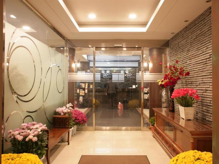 首爾山丘之家酒店的圖片3