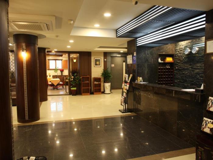 首爾山丘之家酒店的圖片5
