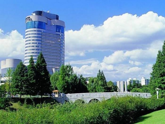 首爾奧林匹克公園酒店的圖片1