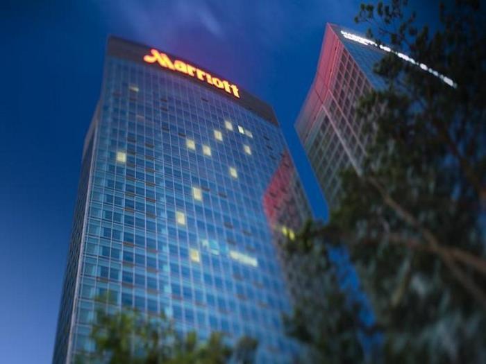 首爾萬豪行政公寓的圖片1