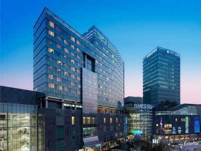 首爾時代廣場萬怡酒店的圖片1