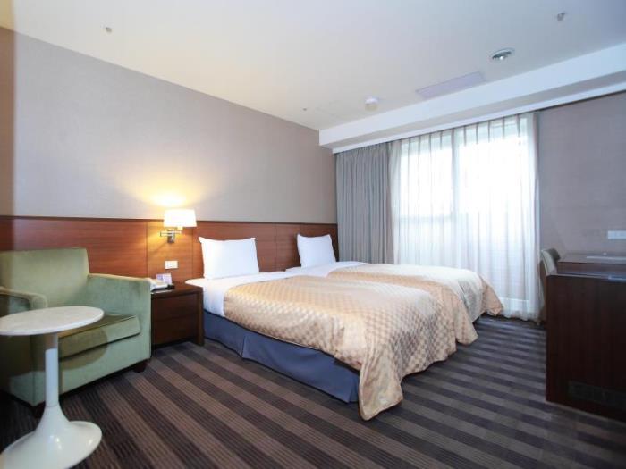 萬事達旅店西門二館的圖片2
