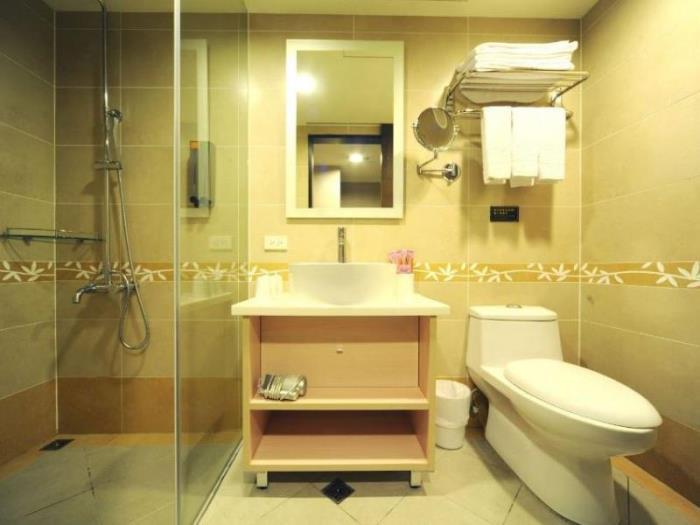 萬事達旅店西門二館的圖片3