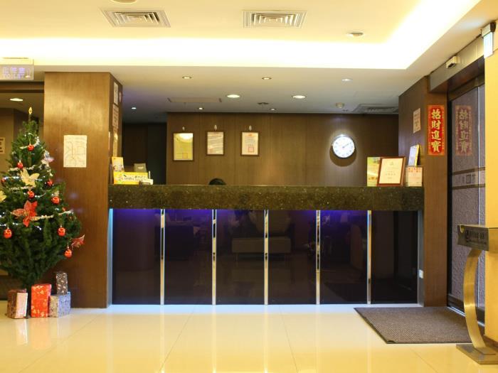 上賓大飯店的圖片5