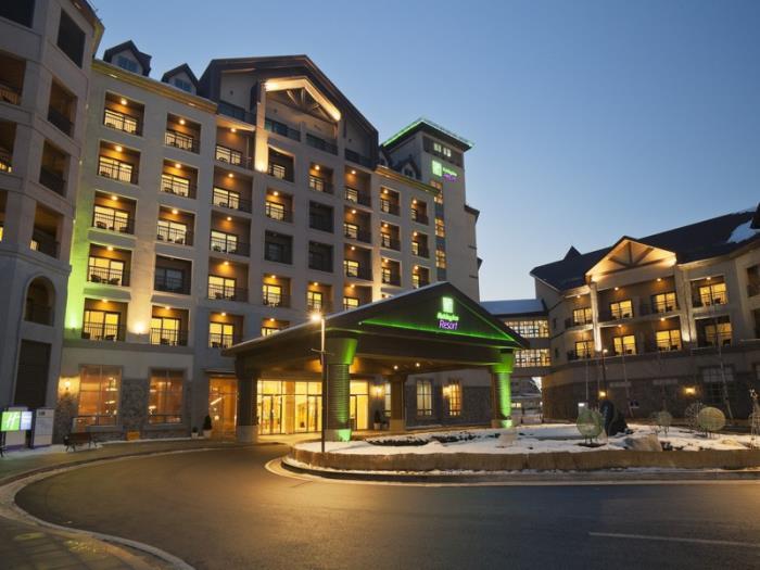 亞洲阿爾卑斯平昌假日酒店的圖片1