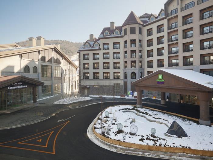 亞洲阿爾卑斯平昌假日酒店的圖片3