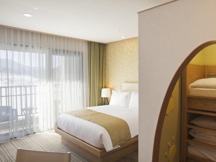 亞洲阿爾卑斯平昌假日酒店的圖片5