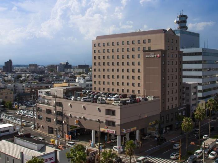 宮崎日航都市酒店的圖片1