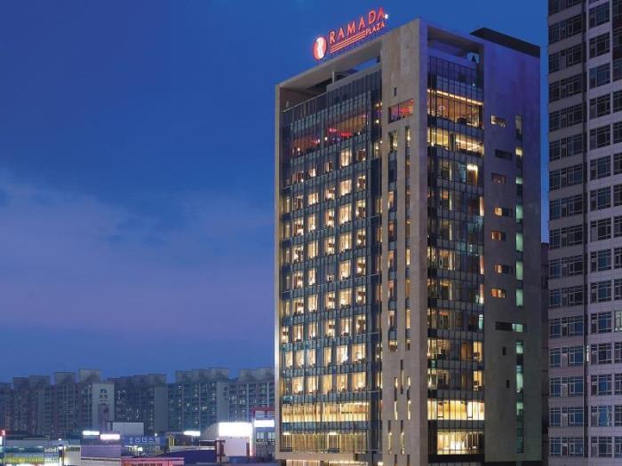 華美達廣場酒店 - 光州的圖片1