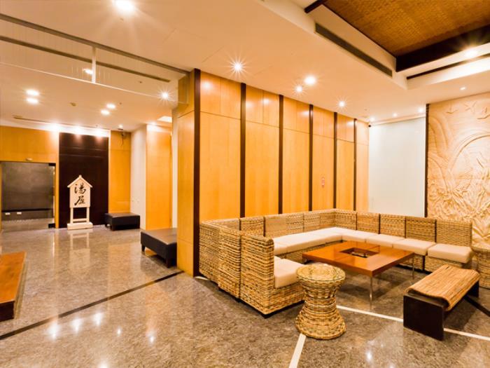 沐舍溫泉渡假酒店的圖片1