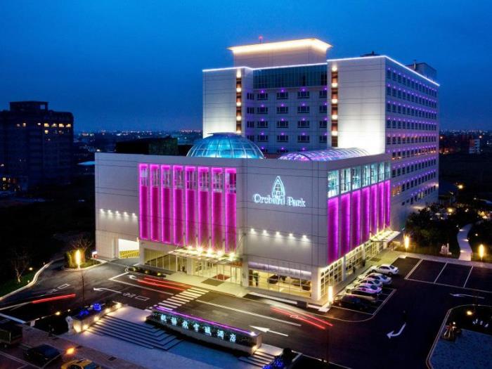 桃禧航空城酒店的圖片1