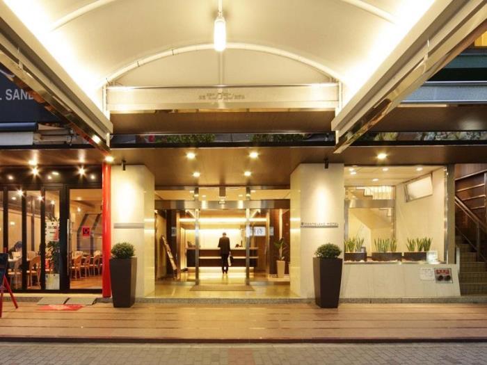 名古屋伏見萬寶龍酒店的圖片1