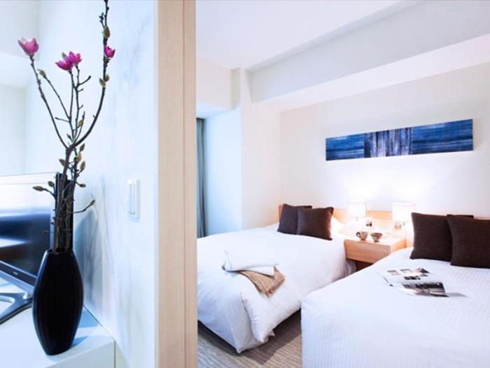 大阪南海輝盛庭國際公寓的圖片2