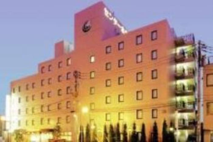 川口中心酒店的圖片1