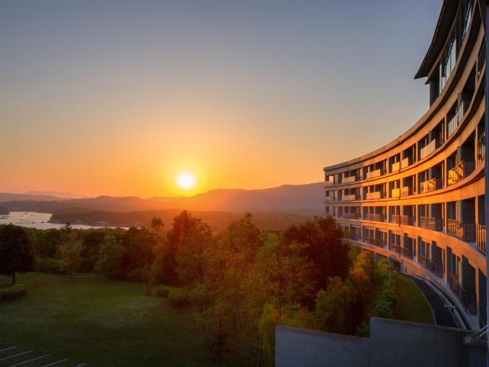 志摩觀光酒店 - 灣景套房的圖片1