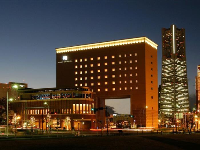 橫濱Navios酒店的圖片1