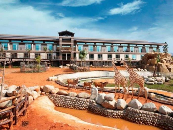 關西六福莊生態渡假旅館的圖片1