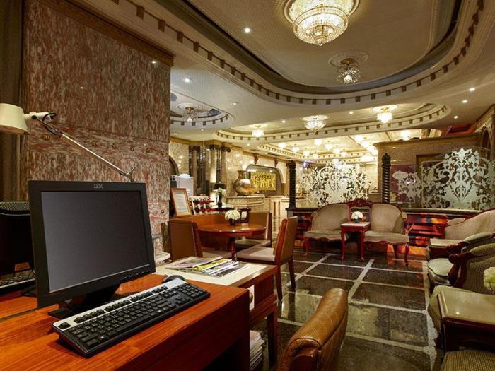 台北香城大飯店的圖片5