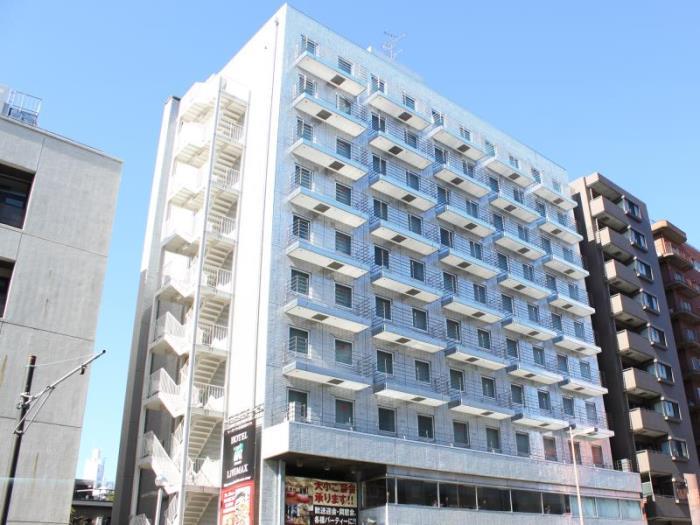 橫濱鶴見Livemax酒店的圖片1