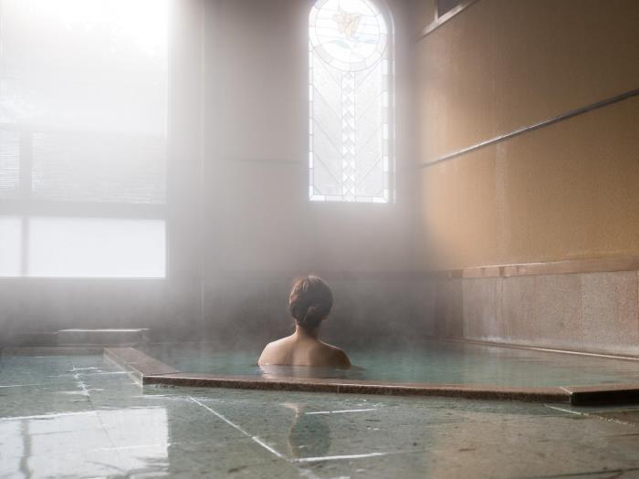 四萬溫泉柏屋旅館的圖片4