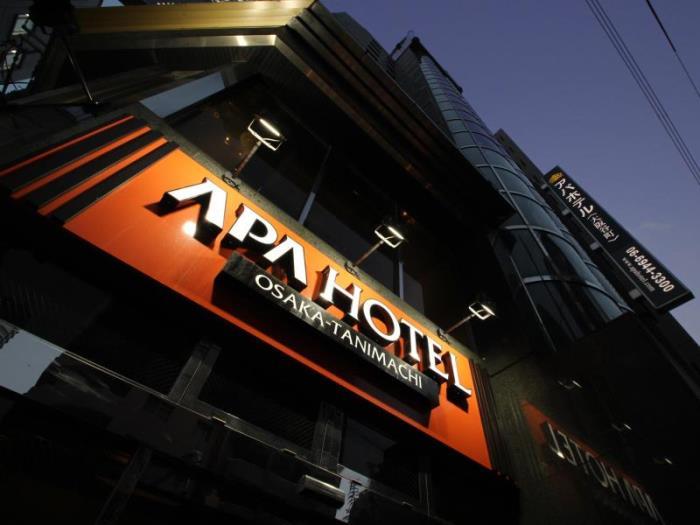 APA酒店 - 大阪谷町的圖片1