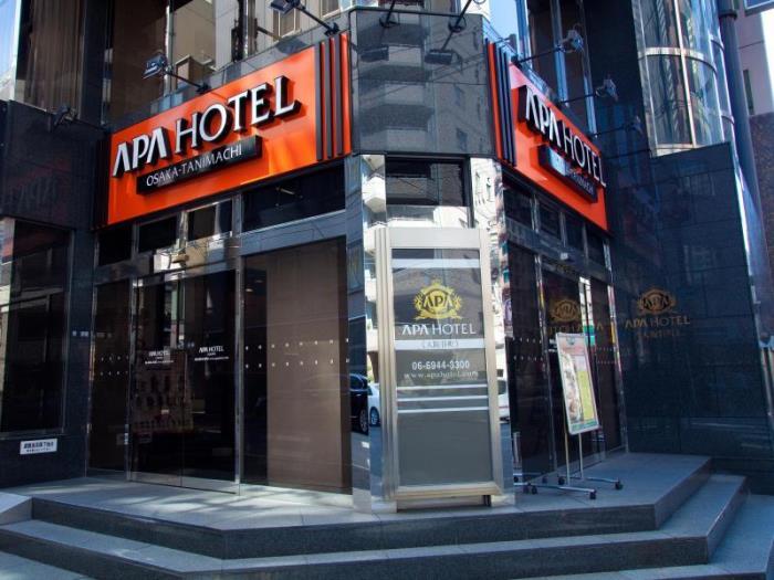 APA酒店 - 大阪谷町的圖片3