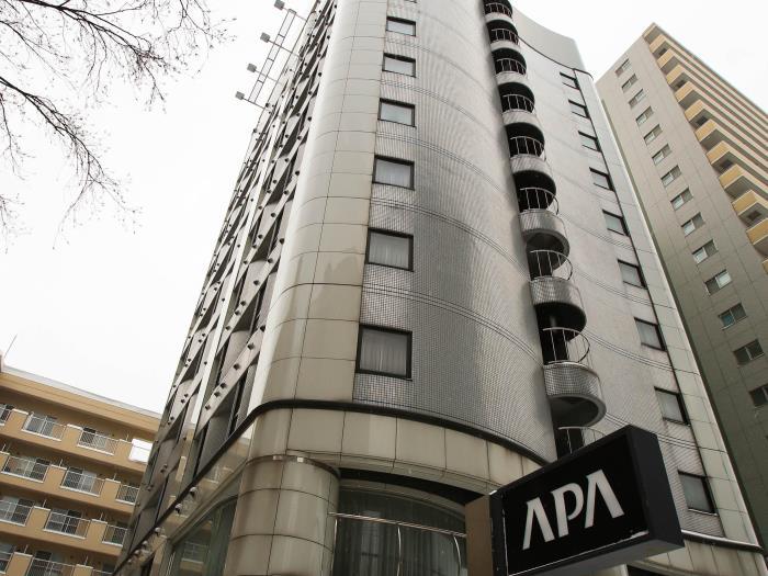 APA酒店 - 札幌薄野的圖片1