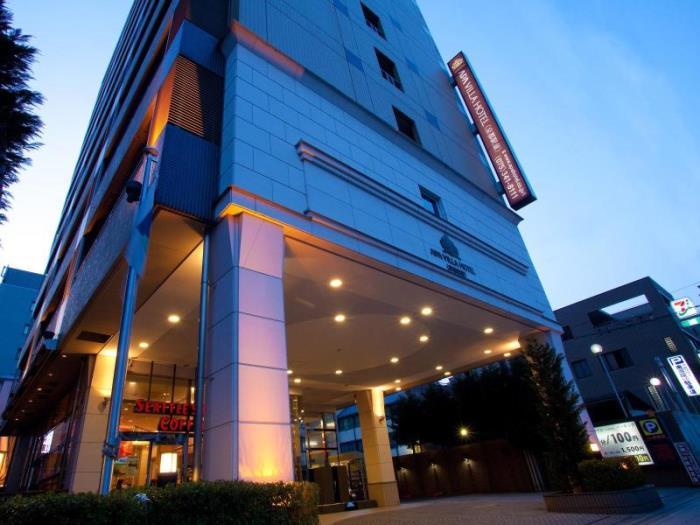 APA VILLA酒店 - 京都站前的圖片1