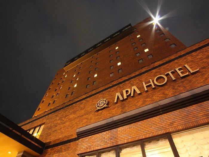 APA酒店 - 富山的圖片1