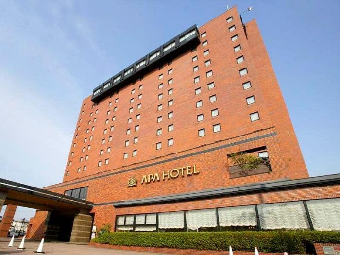 APA酒店 - 富山的圖片3