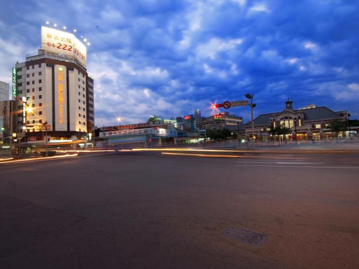 達欣商務精品飯店的圖片3
